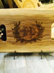 $118.00 Cutting Board Walnut