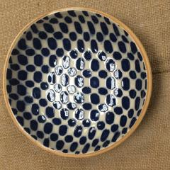 $43.50 Fruit Bowl Cobalt