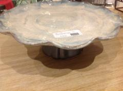 $136.50 Cake Stand Opal Gray