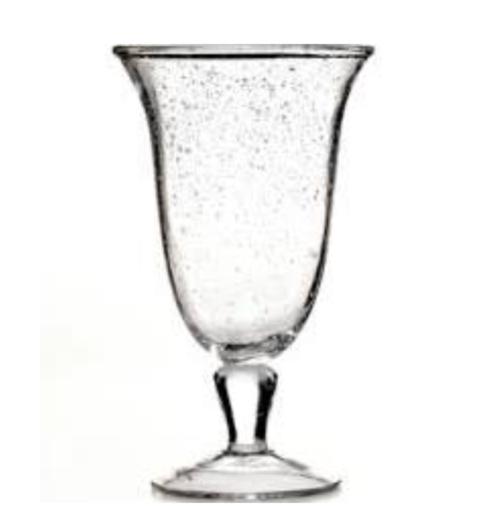 $11.00 Iced Tea Iris Footed Clear