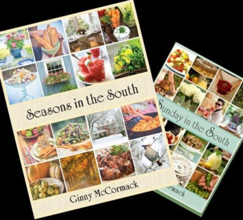 $29.98 Seasons In The South Cookbook