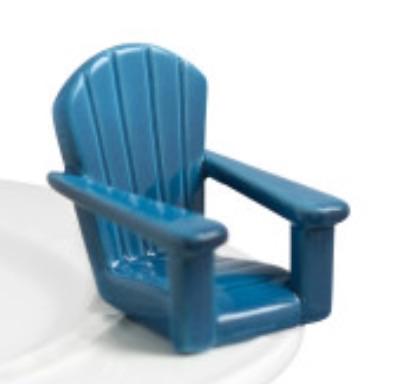 $13.50 Blue Chair