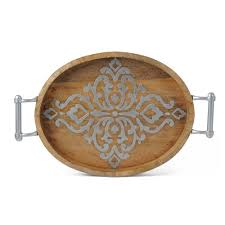 $218.50 Tray - Oval Large