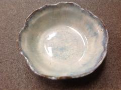 $64.00 Bowl Vegetable Opal Gray
