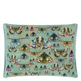 $180.00 Issoria Jade Cushion