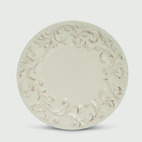 "$105.00 11""Acanthus Set of 4 Dinner Plates"