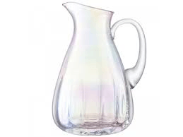 $65.00 Pearl Water Pitcher