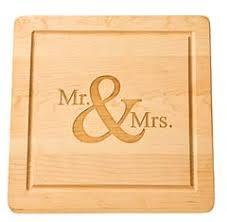 """$129.00 12"""" Personalized Maple Board"""