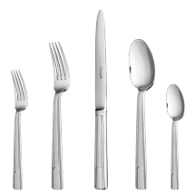 $222.00 Hudson 5 Piece Place Setting Stainless