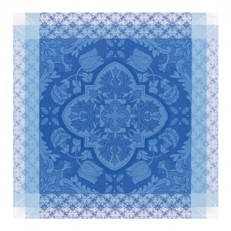 """$90.00 Azulejos China Blue Napkin set of 4 22""""x 22"""""""