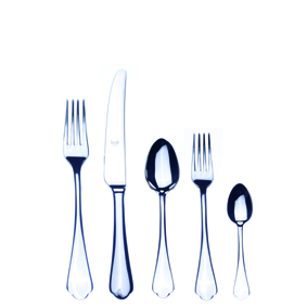 $52.80 Dolce Vita 5 Piece Place setting stainless