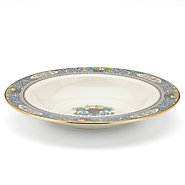 $77.00 Autumn Rim Soup plate