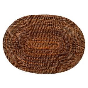 $35.00 Oval Placemat 18 x 13