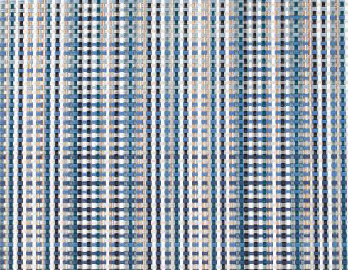 $16.00 Grid - Blue Placemat
