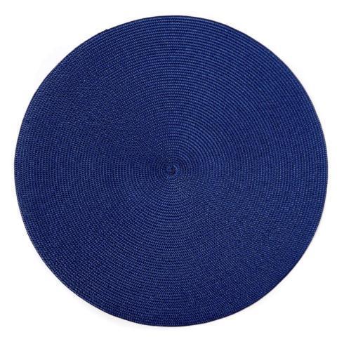 $23.00 Oxford Blue Square Placemat