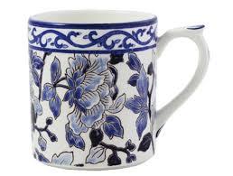 $130.00 Gien Pivoines Bleues Mug