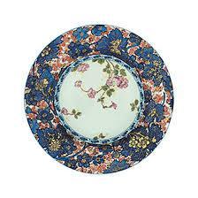 $182.00 Haviland Dammouse Dinner Plate