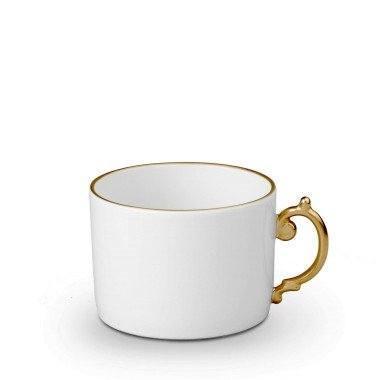 $84.00 Aegean Filet Gold Tea Cup