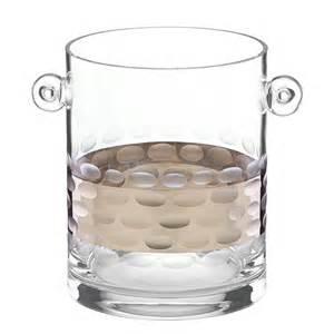 $225.00 Truro Platinum Ice Bucket