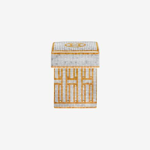 $245.00 Mosaique au 24 Gold Covered Box