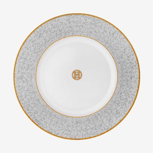 $375.00 Mosaique au 24 Gold Presentation plate