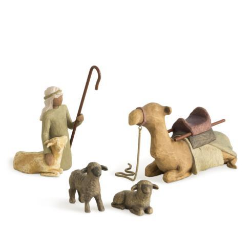 $72.00 Shepherd And Stable Animals