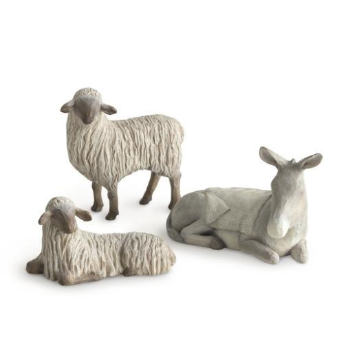 $70.00 Gentle Animals Of The Stable