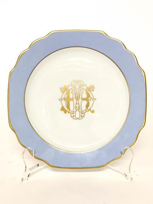 $68.00 Salad Plate - Colorsheen - Blue
