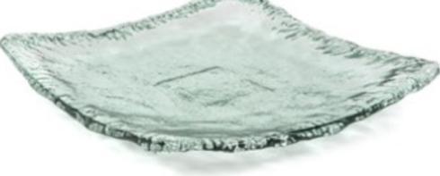 $47.00 Iceberg Large Square Platter