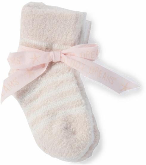 $18.00 Infant Socks Pink