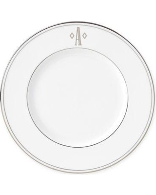 $50.00 Federal Platinum Monogram Accent Plate
