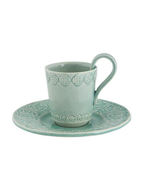 $39.00 Coffee Cup and Saucer - Morning Blue