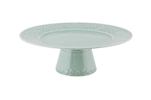 $88.00 Cake Stand 28 - Morning Blue
