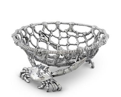 $199.00 Fruit Basket - Crab & Net
