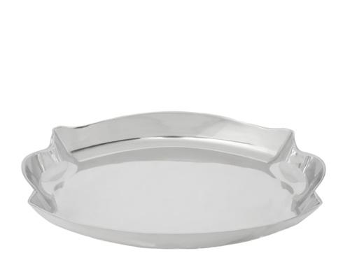 $145.00 Oval Serving Tray
