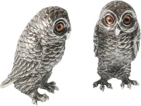 $100.00 Salt And Pepper - Owl