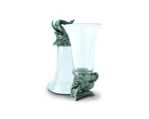 $55.00 Elephant Stirrup Cup