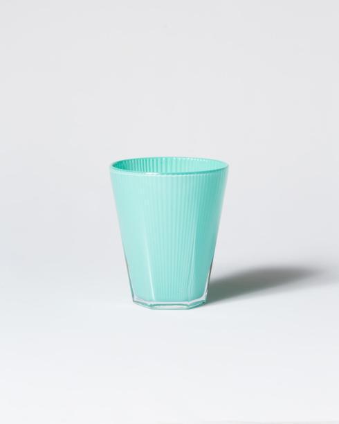 $10.00 Aqua Short Tumbler