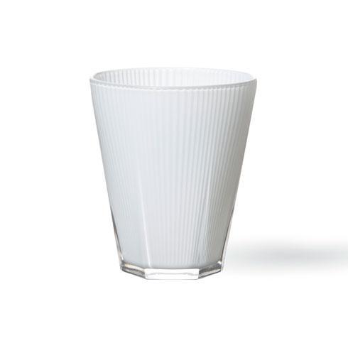 $10.00 White Short Tumbler