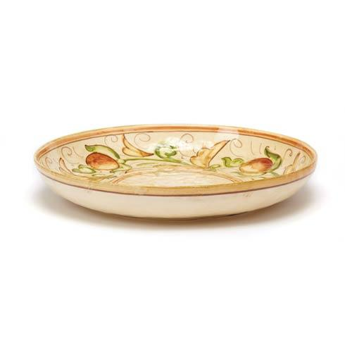 $169.00 Shallow Round Serving Bowl