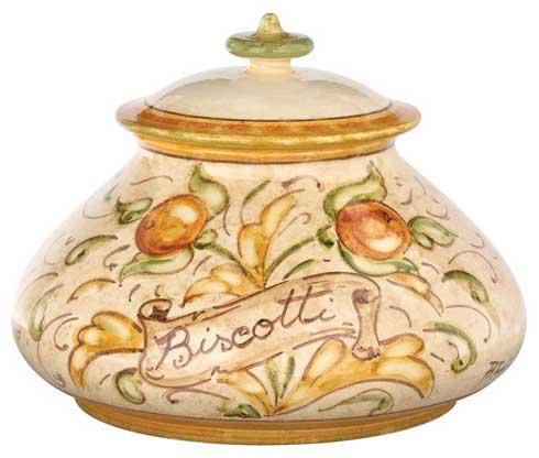 $209.00 Biscotti Jar