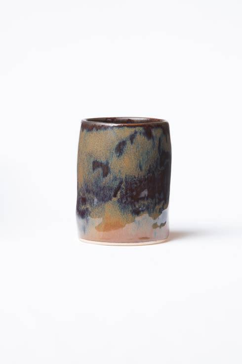 $78.00 Tortoise Round Vase