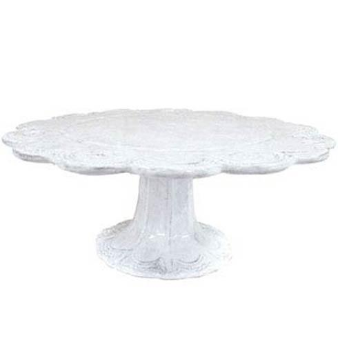 $237.00 Lace Large Cake Stand