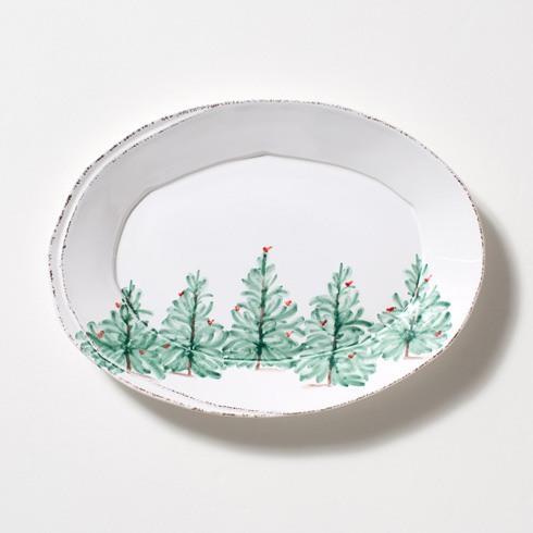 $74.00 Small Oval Platter