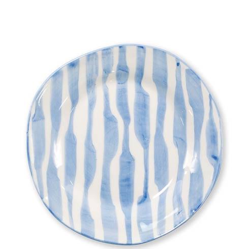 $52.00 Stripe Salad Plate
