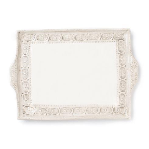 $150.00 Rectangular Handled Platter
