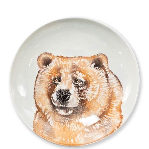 $44.00 Bear Pasta Bowl