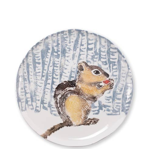 $126.00 Chipmunk Small Platter