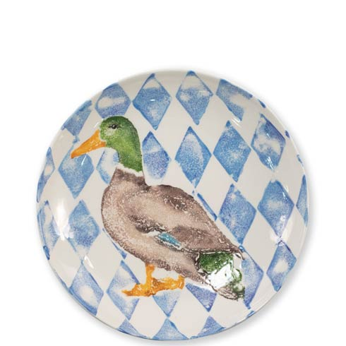 $169.00 Mallard Medium Bowl
