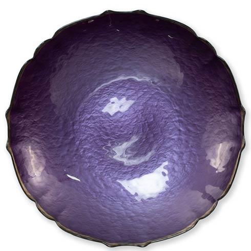 $60.00 Purple Large Bowl